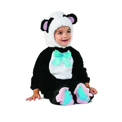 panda bear infant costume 510068 rubies