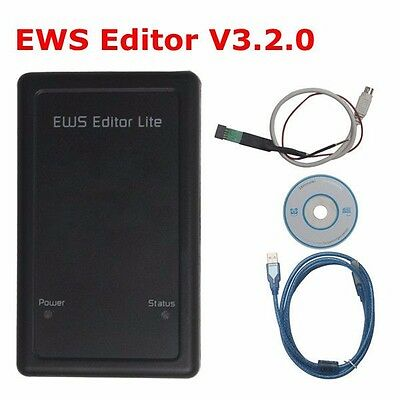 EWS Editor Version 3.2.0 For BMW high quality EWS Editor Work vehicles since1996