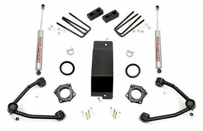 """14-16 Chevy/GMC 1500 4WD 3.5"""" Rough Country Lift Kit w/ shocks, Aluminum Arms"""
