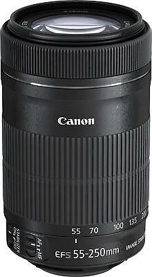 Canon EF-S 55-250mm F/4-5.6 II IS Lens Image Stabilizer