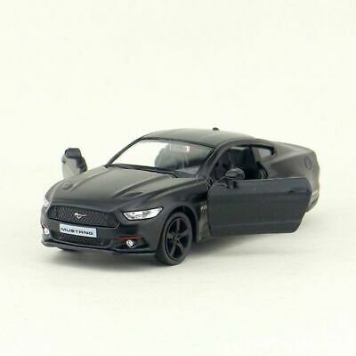 "Ford Mustang GT 2015 Model Cars 1:36 5"" Toys Collection&Gift Alloy Diecast White"