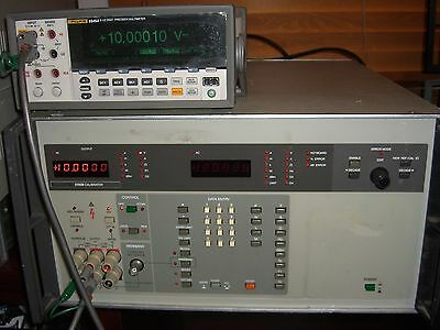 Fluke 5100B Calibrator **TESTED** Option 03 Wideband 05 IEEE