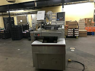 Hobart Ultima UWS Automatic Meat Wrapper with Conveyer