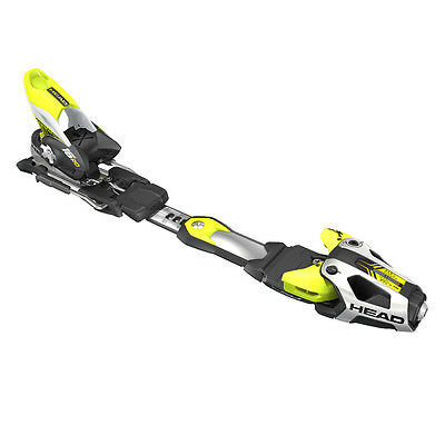 Ski Bindung Head Freeflex EVO 18 x RD schwarz/weiß/flash yellow - 16/17 - NEU