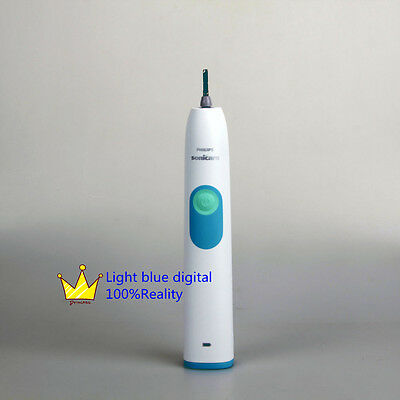 NEW PHILPS sonic electric toothbrush hx6210 single handle waterproof body white