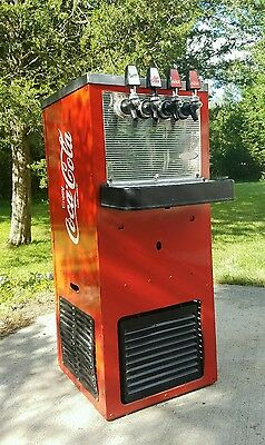 Vintage Cornelius 750 - Coca Cola Soda Fountain Machine Dispenser