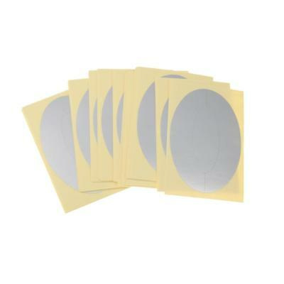 50 paires sous Eye Patch Lint Free Eyelash Pad Lash Extension Beauty Tools