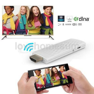 Wifi TV HDMI Dongle 1080P Display Miracast Airplay DLNA ricevitore wireless