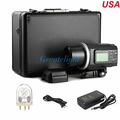 US Godox Outdoor AD600BM Flash Strobe Bowens 1/8000 For Sony Nikon Canon + Case