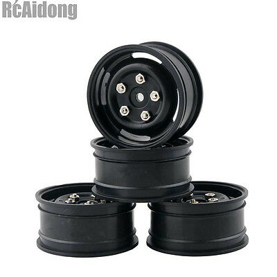 "RC 4X 1.9"" wheels/Rims For Axial SCX10 RC4WD HSP94180 G2 D90 cc01 pajero Crawler"