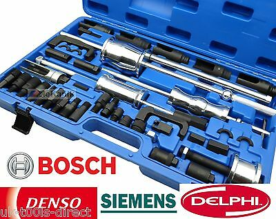 injecteur DIESEL EXTRACTEUR Pince Outil universel Master Kit VW BMW FORD Merc