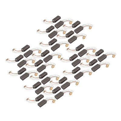 20 Pairs Electric Drill Motor Rotary Power Tool Carbon Brush 5 x 8 x 15mm