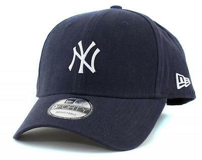 New York Yankees New Era MLB Team 9Forty Hat Genuine NY Baseball Cap New Era