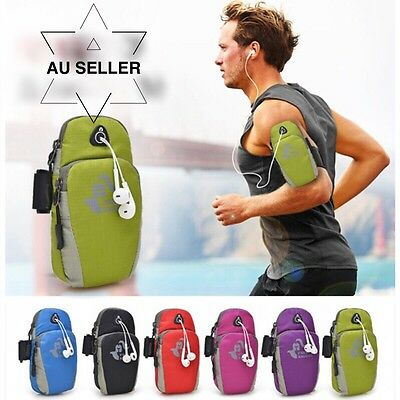 Sports Outdoor Running Jogging Gym Armband Holder Bag For Universal MobilePhones