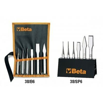 Beta 38 /b6 Scalpelli Assortimento 6Pz /b6 In Busta