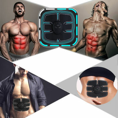 EMS Muscle Training Body Fit ABS SiPad Electrical Abdomen Muscle Stimulation Mat