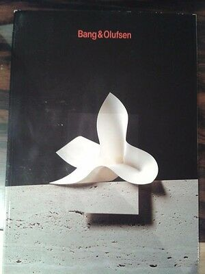 bang olufsen catalog 1990 1991 in english 90 pages. Black Bedroom Furniture Sets. Home Design Ideas