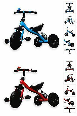 Velu Baby Kids Toddler Children Infant 3 Wheel Tricycle Trike Bike Scooter