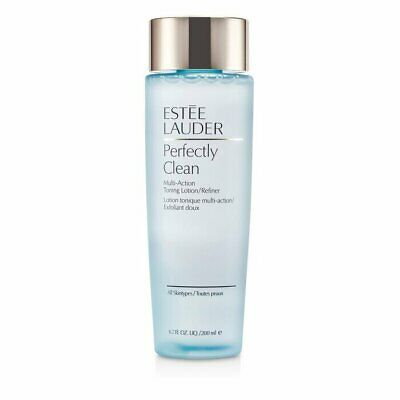 Estee Lauder Perfectly Clean Multi-Action Toning Lotion/ Refiner 200ml Toners