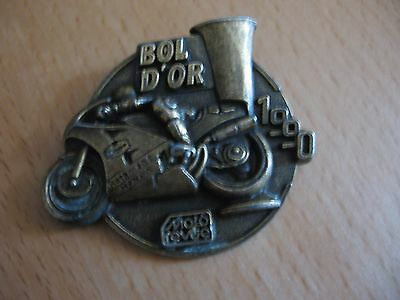 Badge Moto (Moto Revue) Bol D'or 1990