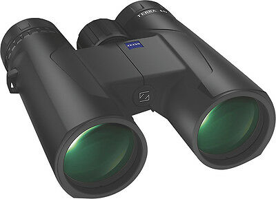 NEW Zeiss Optics TERRA ED Binoculars 10x42 Matte 524206-9901