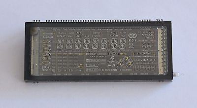 BIG VFD display Futaba BJ644GK ,VFD Nixie Clock Era, Used
