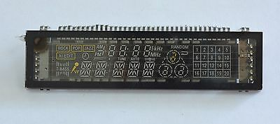 VFD display Futaba 7-BT-185GK ,VFD Nixie Clock Era, Used