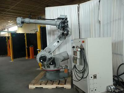 Motoman HP165-100 Robot Arm with NX100 Controller - USED