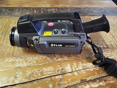 FLIR Gas Finder Model GF320 Infrared Camera