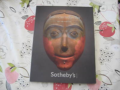 Sotheby's Catalogue Important American Indian Art May08