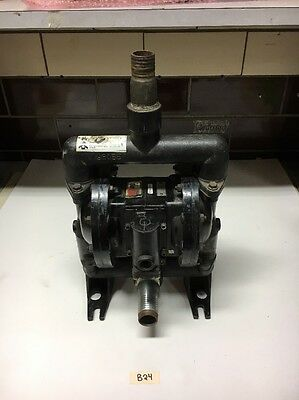 "Ingersoll Rand ARO PW10A-AAP-AAA Diaphragm Pump 1-1/2"" 120 Psi Warranty!"