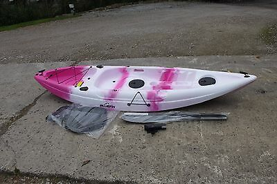 SINGLE SIT ON Top Adult Bluefin Kayak With Rod Holder. New ...