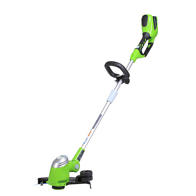 GreenWorks 21332 G-MAX 40V 13-Inch Cordless String trimmer  - Free Shipping