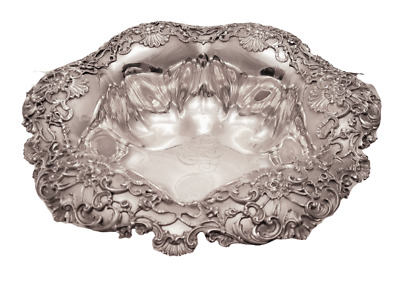 Whiting Sterling Centerpiece / Fruit Bowl