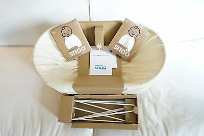 SNOO Smart Sleeper Bassinet by Happiest Baby - Brand new, never used.
