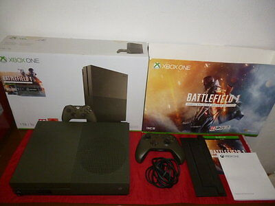 XBOX ONE S Console Battlefield 1 Deluxe Edition 1TB + _ PAL ITA 4K