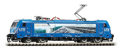 "PIKO 47453 TT Gauge electric locomotive BR 187 LTE ""Lord of the Rails"" Epoch VI"