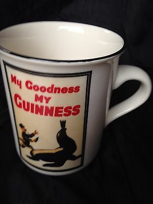 Vintage Guinness Mug - Carrigdhoun Pottery - Made in Ireland