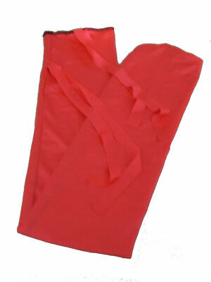 Coral rugless lycra tail bag  Ecotak