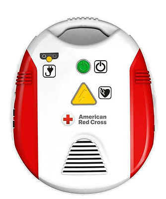American Red Cross AED Defibrillator Trainer AED Training 321298