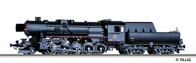 Tillig 02269 - TT Gauge - Steam Engine Series 555.0 the CSD - Epoch III -