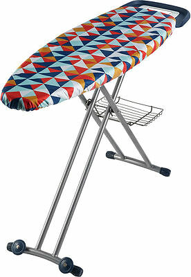 NEW Sunbeam Premium Couture Stainless Steel Ironing Board FAST SHIPPING