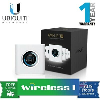 Ubiquiti  AMPLIFI High Density wireless Mesh Router AFi-R - NBN Ready