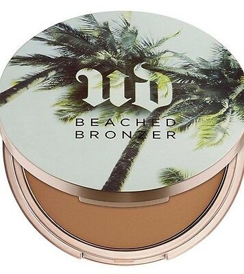 XMAS SALE! Urban Decay Beached Bronzer - Bronzed - Full Size 9g Golden Bronze