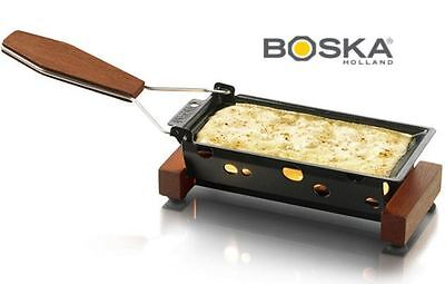 Boska Cheese Outdoor Partyclette Raclette Fondue Set 'To Go Taste'