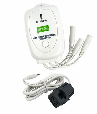 Efergy Extra Transmitter with 10mm CT Clamp Suits E2, Elite, Engage Hub