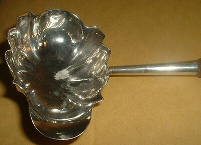 Hallmarked Georgian Silver London 1821 Hot Toddy Ladle