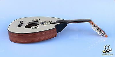 Turkish Professional Half Cut Electric Oud Ud String Instrument Aoh-302G
