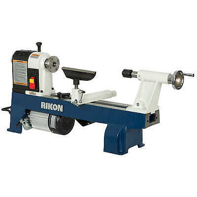Rikon 12in. x 16in. 1/2HP Mini Lathe