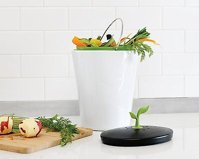 Chef'n - EcoCrock Counter Compost Bin